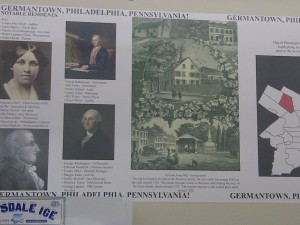 """""""Notable"""" Residents of Germantown History Save a Lot Mural 2"""