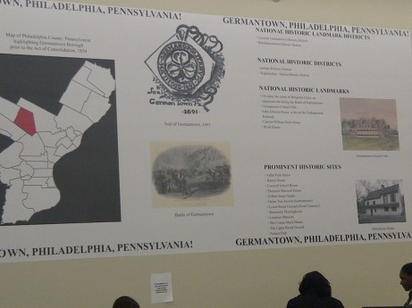 History of Germantown Save a Lot Mural 3