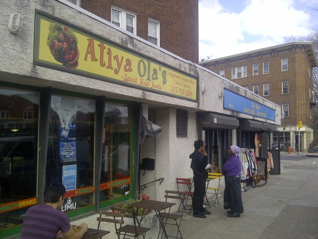 Atiya Ola's Spirit 1st Foods - 030812