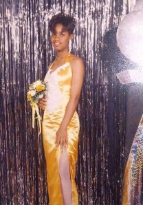 Chanelle @ the Prom