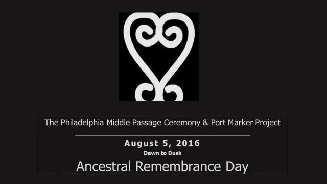 #AncestralRemembranceDay