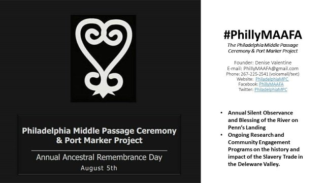 Philly Middle Passage Project logo